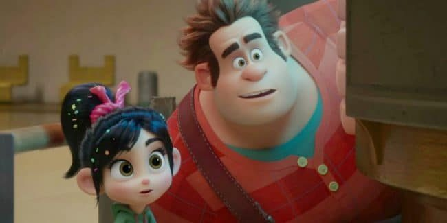 John C. Reilly voices Ralph in Ralph Breaks the Internet