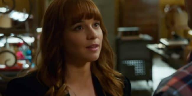 Renée Felice Smith as Nell Jones on NCIS: Los Angeles Season 10