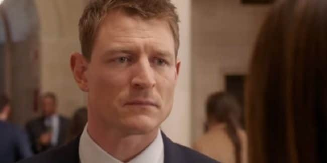 Philip Winchester as Peter Stone in the Law & Order: Special Victims Unit cast