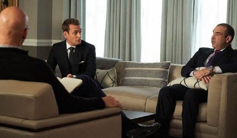 Suits returns for Season 9