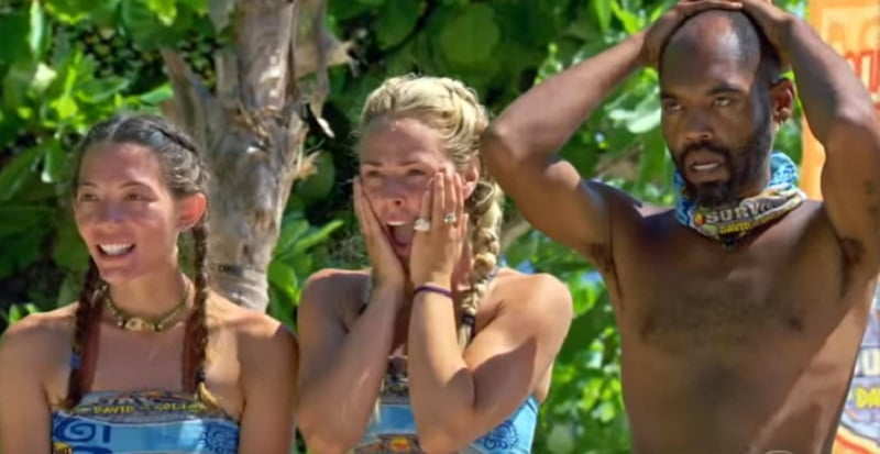 A shocking Tribal Council took place on the latest Survivor episode