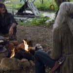 Melissa McBride as Carol Peletier, Norman Reedus as Daryl Dixon, Matt Lintz as Henry - The Walking Dead _ Season 9, Episode 7 - Photo Credit: Gene Page/AMC