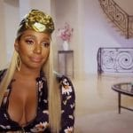 NeNe Leakes in the confessional on Real Housewives of Atlanta