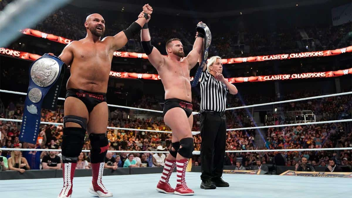 WWE SmackDown tag team champions
