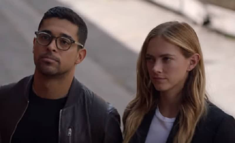 Agents Torres and Bishop investigate on Season 16 Episode 7 of NCIS