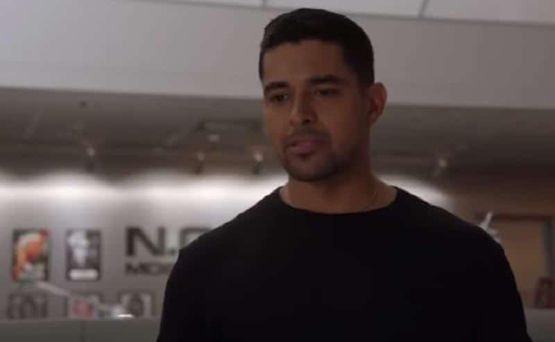 Agent Torres hunts Ritz during the November 13 episode of NCIS