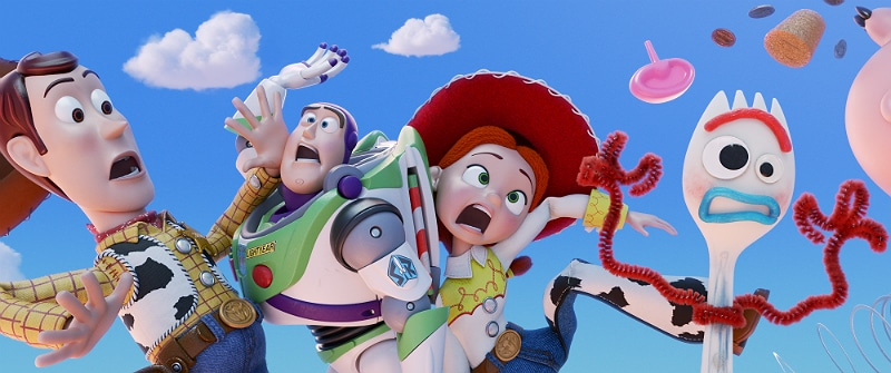 Toy Story 4  - Toy Story 4 cast: Disney hints at new characters for upcoming sequel with Forky