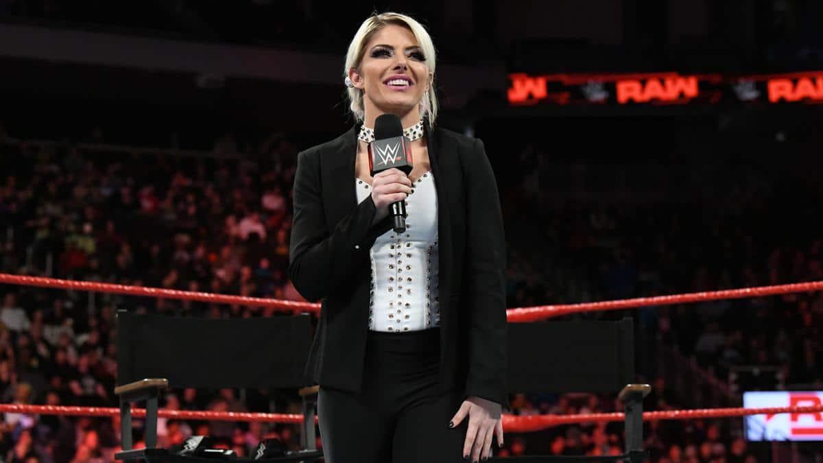 WWE news: Alexa Bliss is back training, updates fans on her eventual WWE return