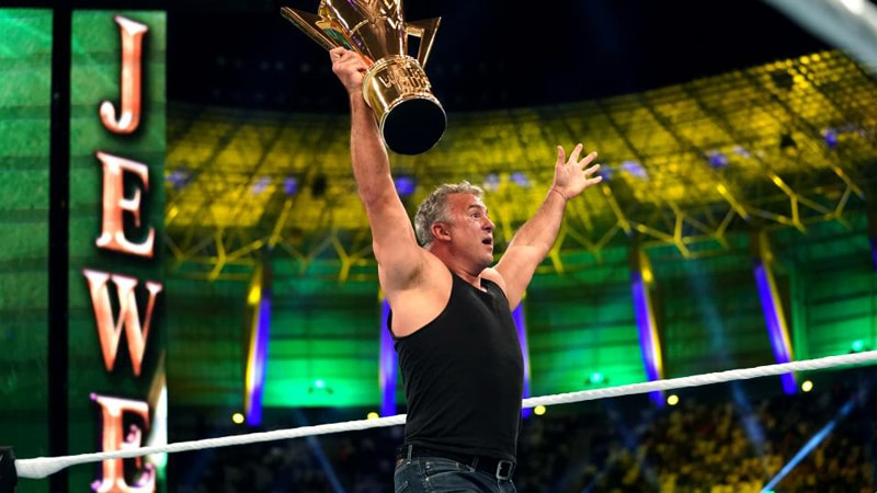 WWE rumors: Why did Shane McMahon win the World Cup at WWE Crown Jewel?