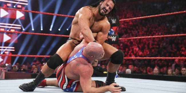 WWE has huge plans for Drew McIntyre with a major push planned for 2019