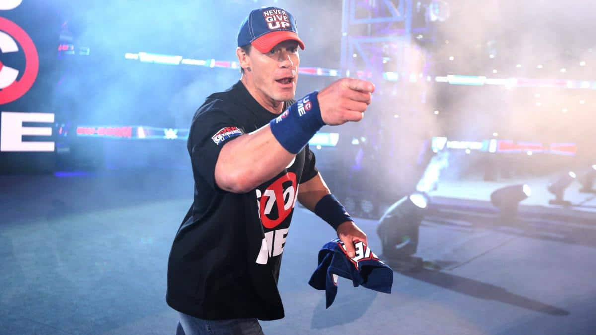 WWE news: The real reason that John Cena backed out of Crown Jewel in Saudi Arabia