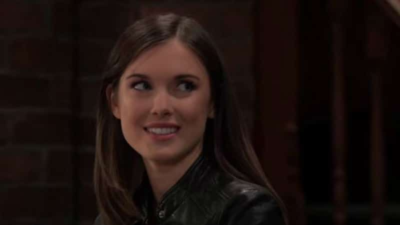 Katelyn MacMullen as Willow Tait on General Hospital