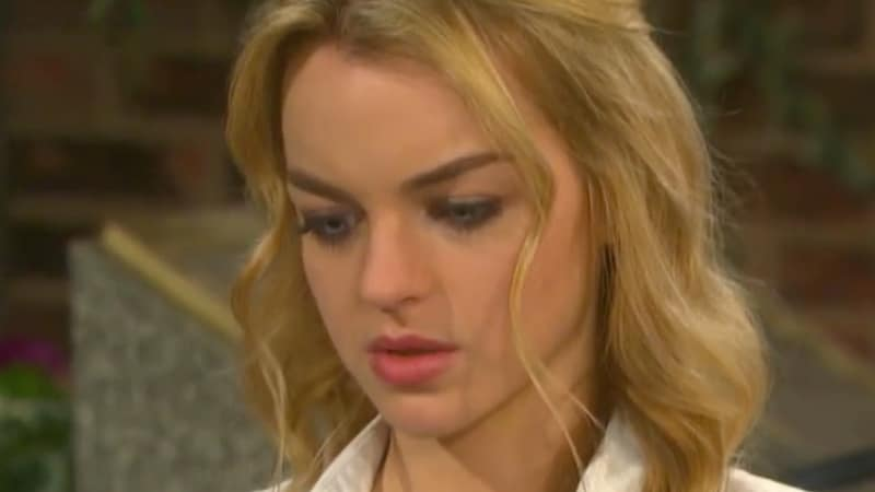 Claire on Days of our Lives