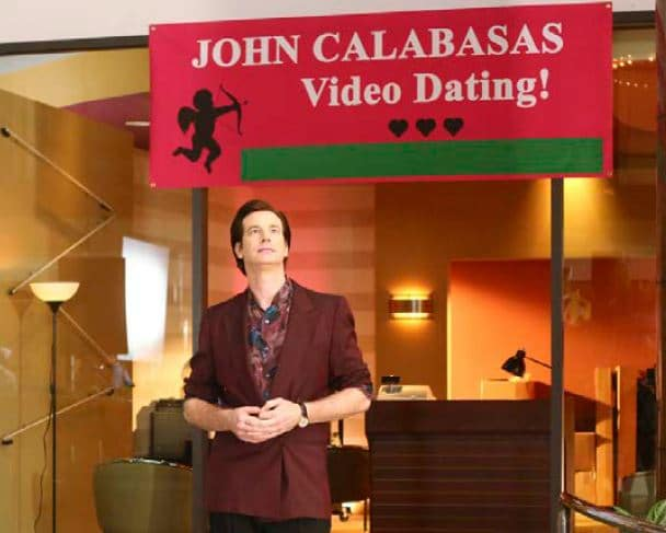John Calabasas in his debut appearance. Pic credit: ABC