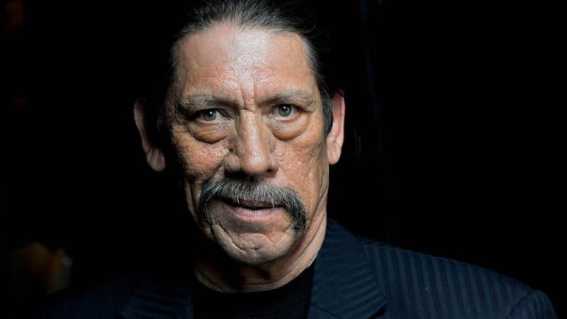 Actor and entrepreneur Danny Trejo guest starred as Romero 'Romeo' Parada in Sons of Anarchy. Pic Credit: WBTV