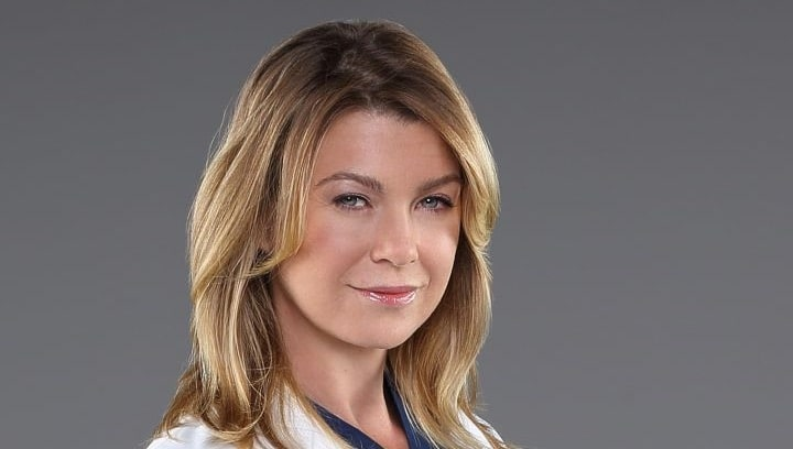 Ellen Pompeo as Meredith Grey