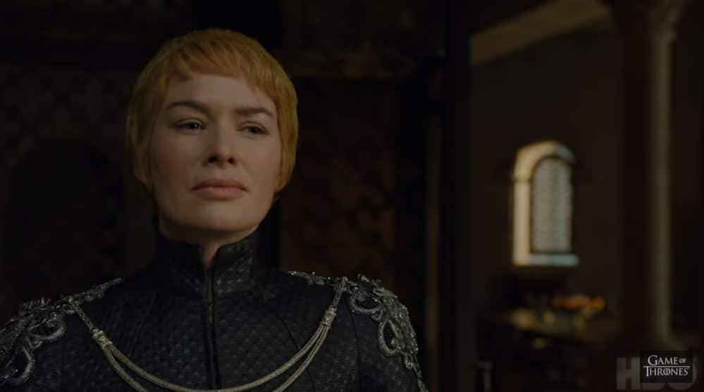 Cersei has been despicable in her actions and has been shamed in King's Landing, only to come back even more dangerous. Pic credit: HBO
