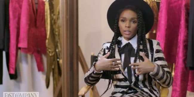 Janelle Monáe talks about getting fired from Office Depot