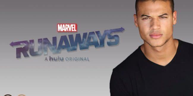 Exclusive interview: Marvel's Runaways star Jan Luis Castellanos on Topher, the newest villain
