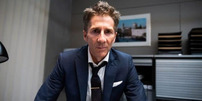 Exclusive interview: Berlin Station star Leland Orser talks ripped from headlines season, the Russia problem