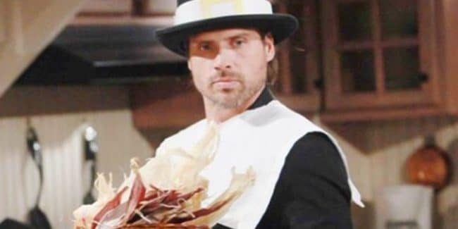 The Young and the Restless spoilers: Thanksgiving is fun and felonious in Genoa City!