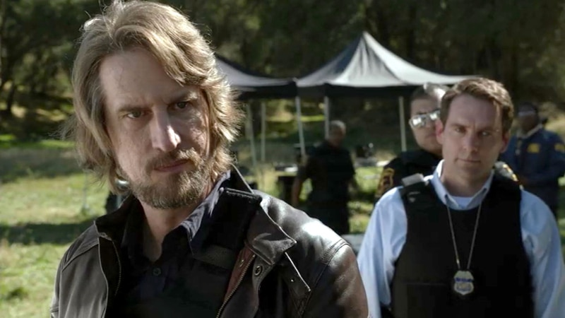Ray McKinnon starred as US Attorney Lincoln Potter in Sons of Anarchy before returning to reprise his role in Mayans M.C. Pic Credit: FX
