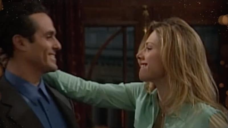 Sonny and Carly in the early days on General Hospital spoilers