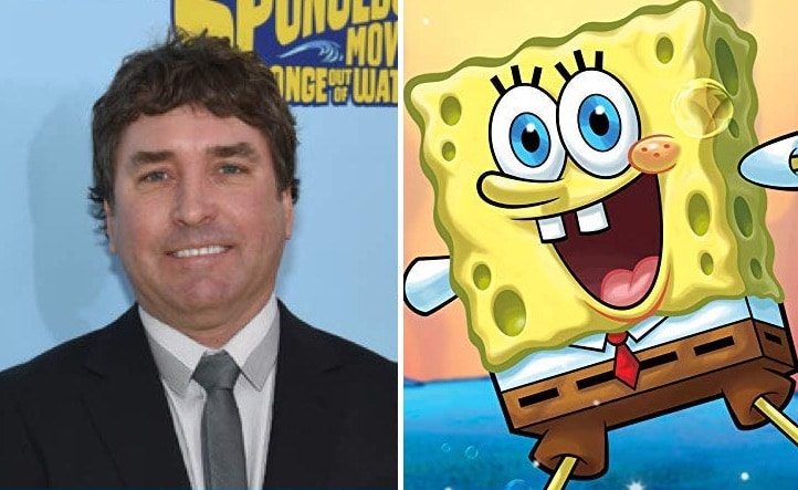 the creator of spongebob
