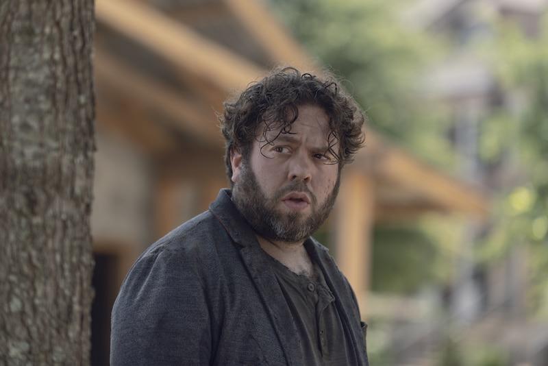 Dan Folger as Luke - The Walking Dead _ Season 9, Episode 6 - Photo Credit: Gene Page/AMC