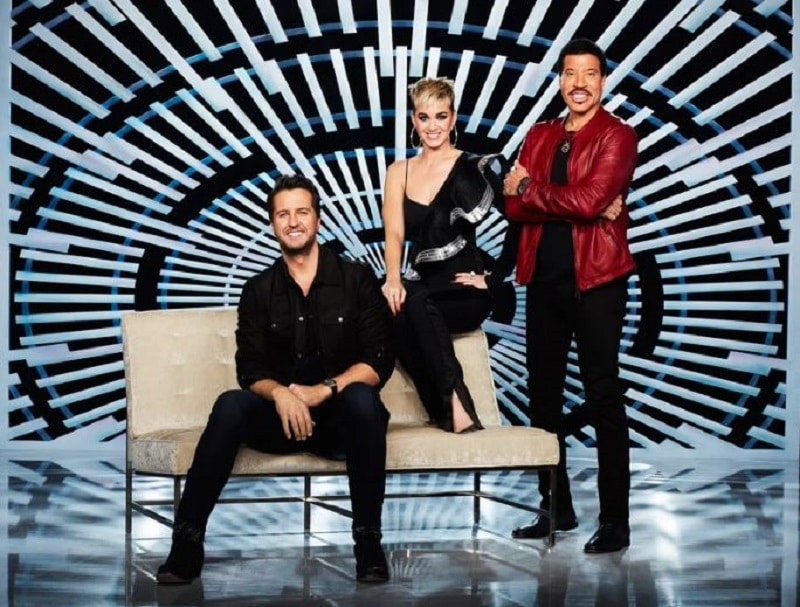 American Idol Lionel Richie, Katy Perry