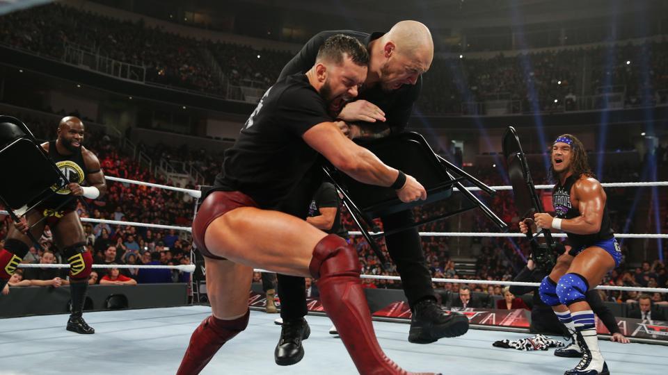 WWE News: Braun Strowman says Baron Corbin-era is over