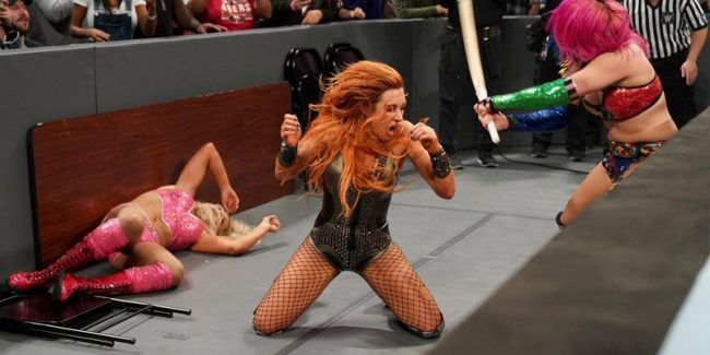 WWE News: Becky Lynch vs. Asuka for Royal Rumble in doubt