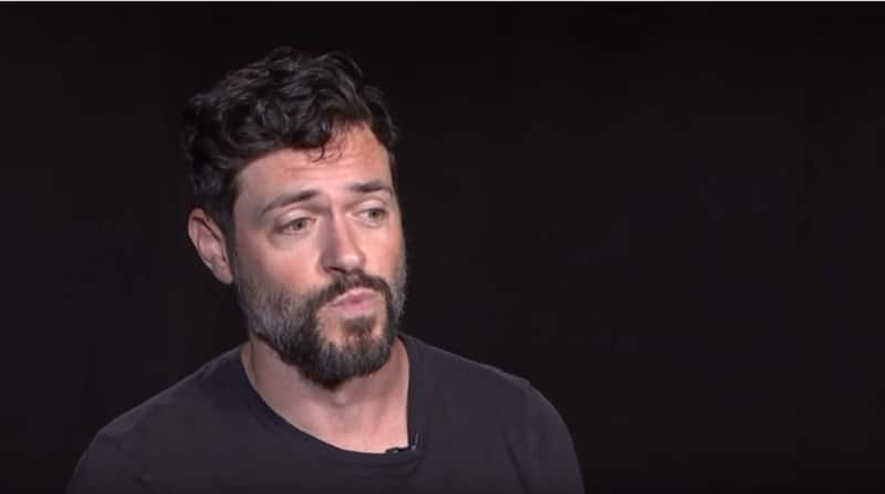 Brendan Hines plays Ethan Reigns on the MacGyver cast
