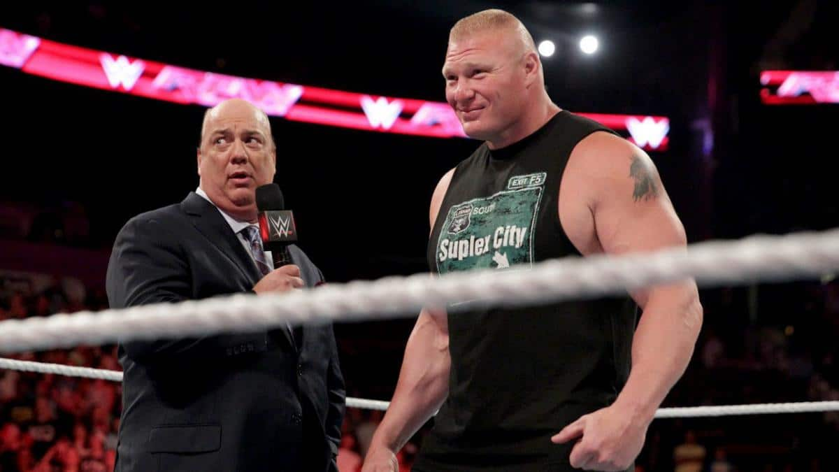 WWE News: Seth Rollins rips Brock Lesnar for his part-time schedule