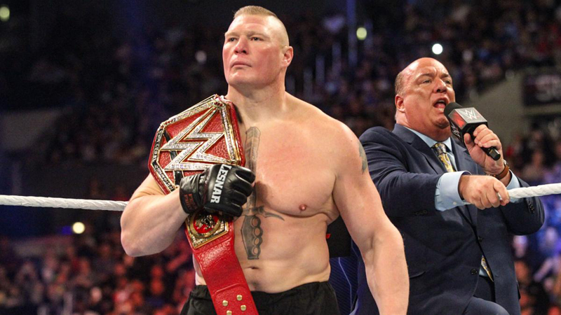 WWE News: When is Brock Lesnar returning to Monday Night Raw?