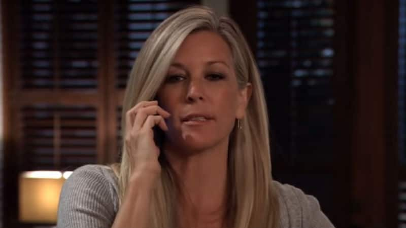 Laura Wright as Carly Corinthos on General Hospital