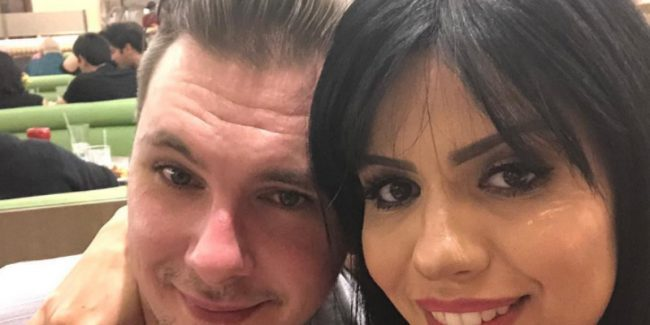 Colt Johnson and Larissa Dos Santos Lima from 90 Day Fiance
