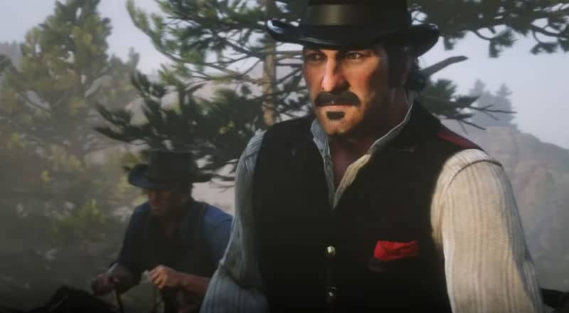 RDR2 update patch notes