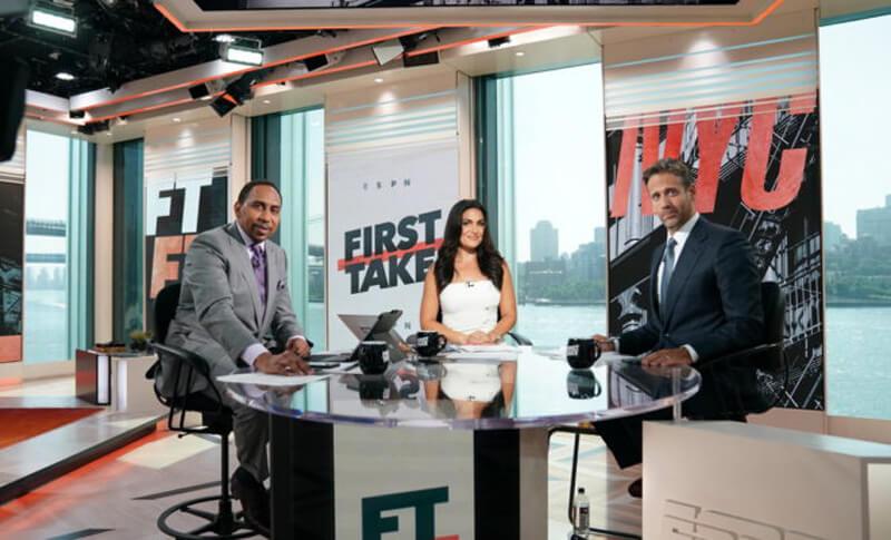WWE superstar to host ESPN First Take, talks about choosing ESPN over WWE