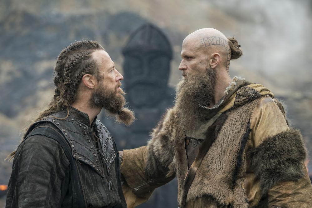 Floki and Eyvind - Vikings Season 5B