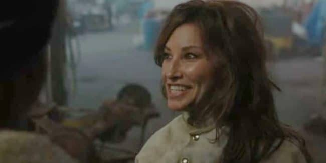 Gina Gershon debuts as Gladys Jones on Riverdale. Pic credit: CW network