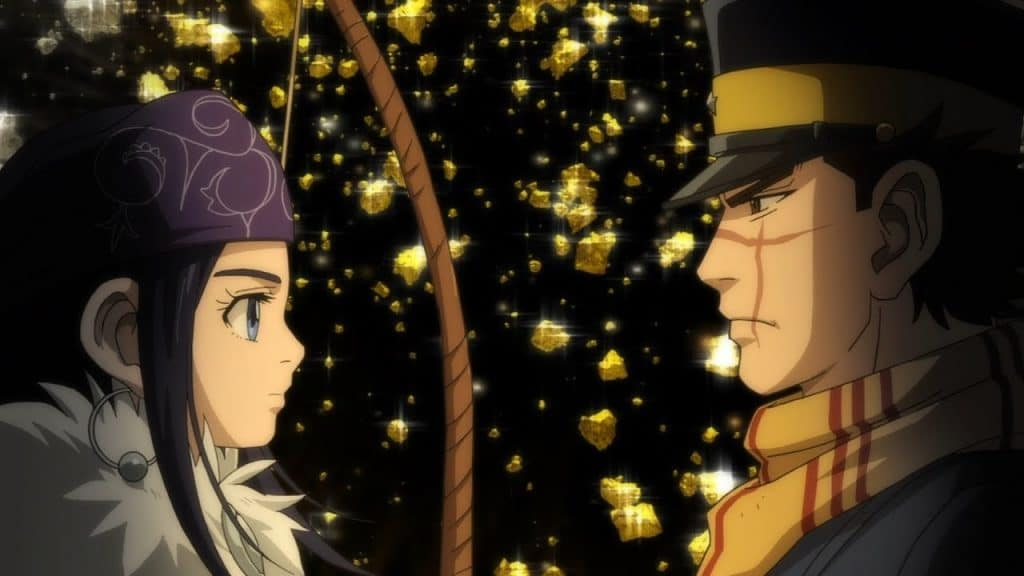 Golden Kamuy Anime Sugimoto Asirpa