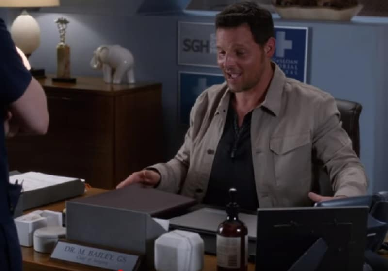 Karev becomes chief on Grey's Anatomy