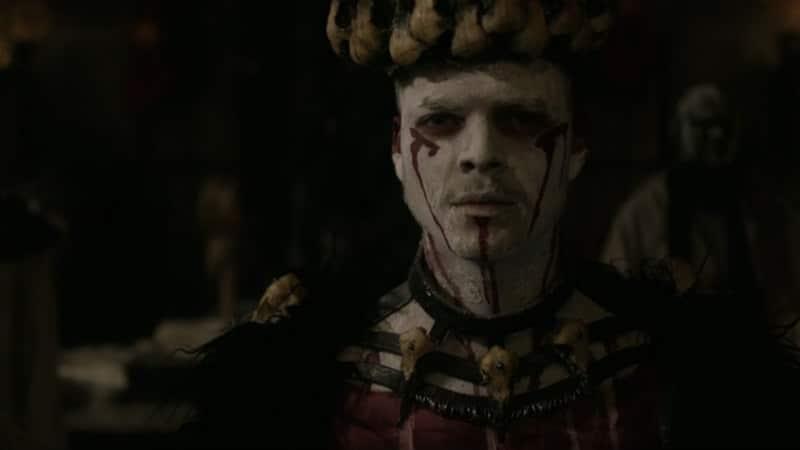 Ivar the Boneless sacrifice
