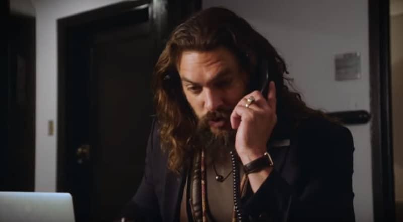 Jason Momoa hosts Saturday Night Live: Aquaman star brings the comedy