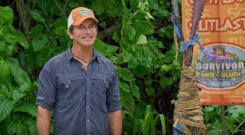 Survivor Season 37 Host Jeff Probst