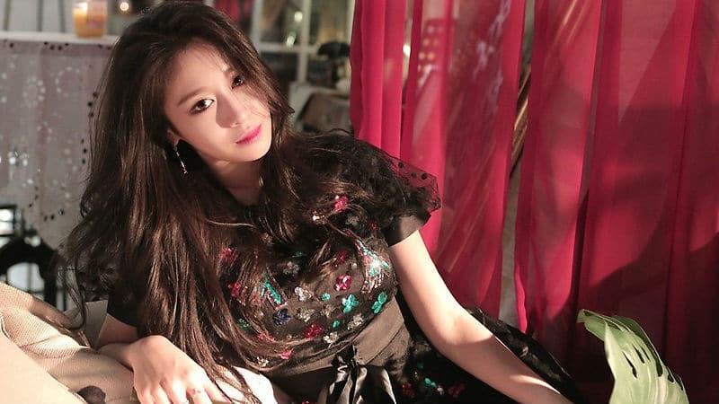 Jiyeon of T-ara