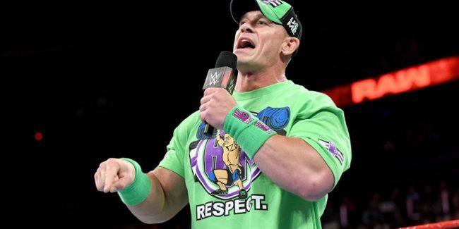 WWE announces John Cena return to company