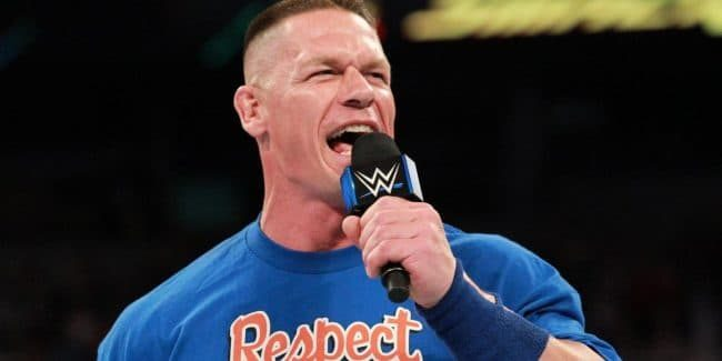 John Cena receiving huge honor from Sports Illustrated for his work as a WWE superstar