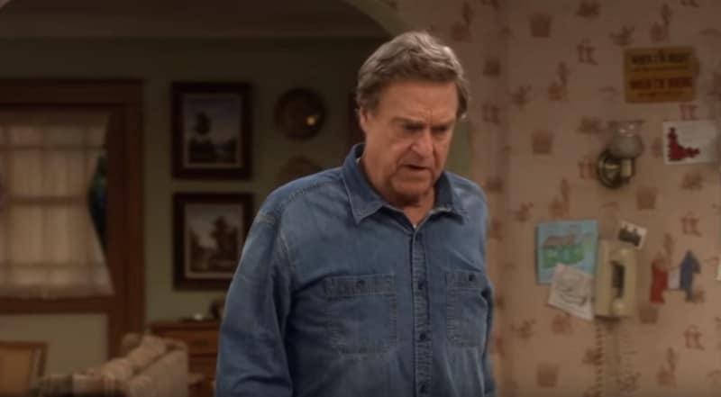 John Goodman as Dan on an episode of The Conners